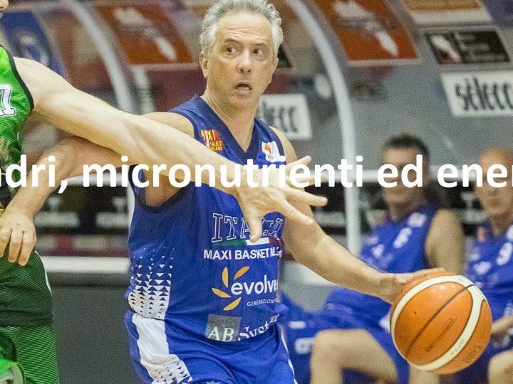 Mitocondri,micronutrienti ed energia